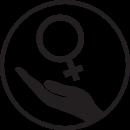 We empower women
