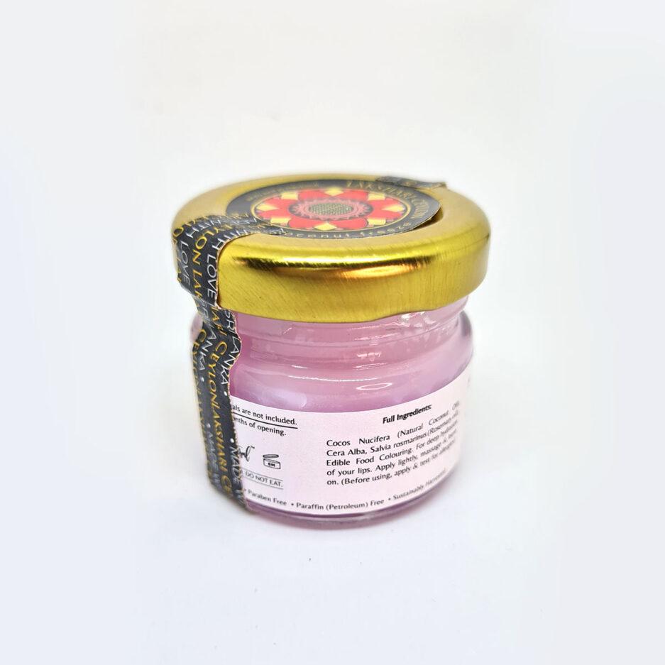 Lakshari Ceylon Pink Lip Balm